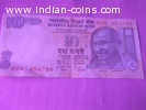 10 rs note for sale