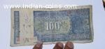 100 ka note