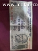 100 Rs Indian Note with Premium Number 555786