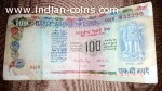 100 rupee best old note