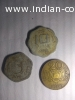 19th Century old coins