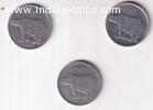 .25 PAISA 3 COINS AND OLD 1 AANA SAN -1835 KA COIN AND