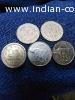 25 Paisa coins