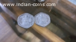 3 paise 1964 coins for sale