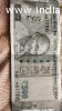 500/- rupees note with 786