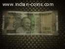 786 series Rs500 new currency note