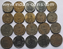 Special coins : All 20 Coins for Rs 4 Lakhs.