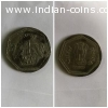 Indian old coin 1 rs