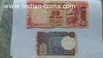 Lucky Indian Twenty- Rare one Notes