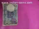 OLD ONE RUPEE NOTE