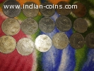 Old rare 2rupees coins