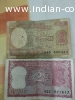 Old two Rupee Note