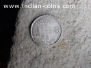 One rupee Indian coin 2peaces