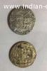 Ram Darbar Coin of Lord Ram with wife Sita and Hanuman