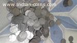 Rare Indian Half a Rupee Ten Coins Free