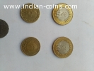 sell 5, 10 rupees coins
