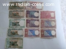 SELL OLD INDIAN NOTES