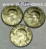 Very very old Rs.0.50 (Jawaharlal Nehru) - 3 pieces.